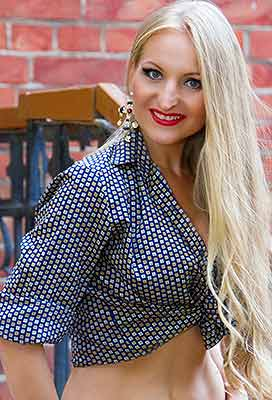 Ukraine bride  Oksana 38 y.o. from Odessa, ID 77338