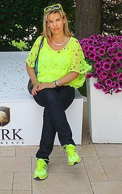 Ukraine bride  Viktoriya 46 y.o. from Odessa, ID 86869