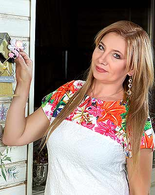 Ukraine bride  Yel'vira 53 y.o. from Odessa, ID 77038