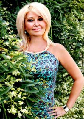 Ukraine bride  Elena 50 y.o. from Odessa, ID 81589