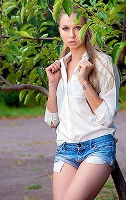 Ukraine bride  Anastasiya 24 y.o. from Odessa, ID 86566