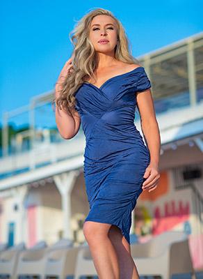 Ukraine bride  Yelina 43 y.o. from Odessa, ID 84388