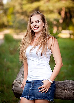 Ukraine bride  Alina 27 y.o. from Poltava, ID 75253