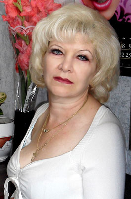 Ukraine bride  Tat'yana 62 y.o. from Poltava, ID 62358