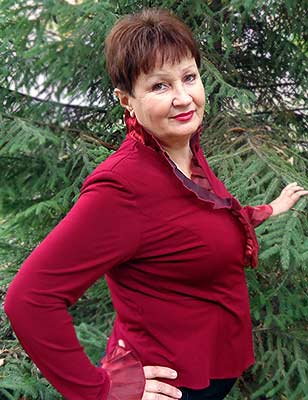 Ukraine bride  Lyudmila 63 y.o. from Poltava, ID 70851