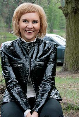 Ukraine bride  Lyudmila 42 y.o. from Kiev, ID 75581