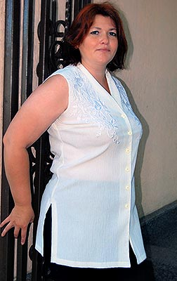 Ukraine bride  Tat'yana 45 y.o. from Poltava, ID 77027