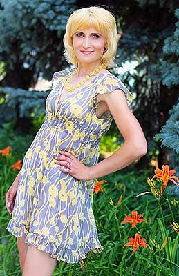 Ukraine bride  Oksana 49 y.o. from Poltava, ID 86103