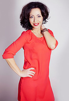 Ukraine bride  Anna 44 y.o. from Poltava, ID 75114