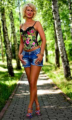 Ukraine bride  Marina 49 y.o. from Poltava, ID 84859