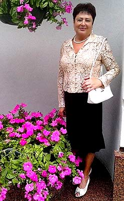 Ukraine bride  Vera 62 y.o. from Poltava, ID 74341