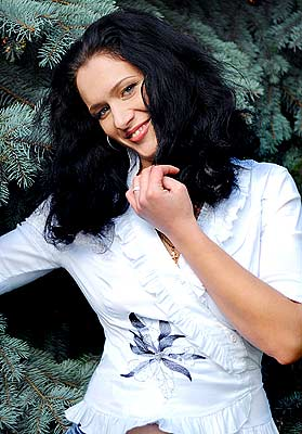 Ukraine bride  Anya 35 y.o. from Lubny, ID 65022