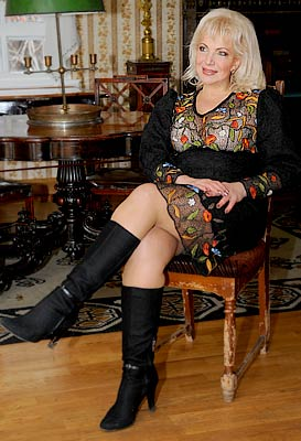 Ukraine bride  Ira 48 y.o. from Poltava, ID 65930