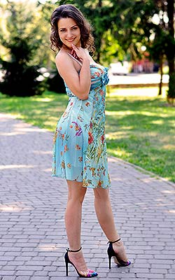 Ukraine bride  Katya 35 y.o. from Poltava, ID 73506
