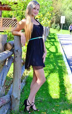 Ukraine bride  Tat'yana 24 y.o. from Poltava, ID 74707