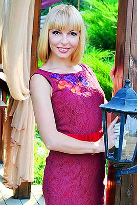 Ukraine bride  Vita 41 y.o. from Poltava, ID 74839