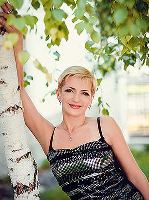 Ukraine bride  Oksana 49 y.o. from Poltava, ID 77140