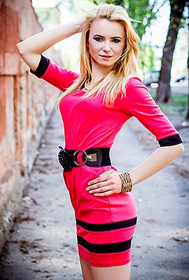 Ukraine bride  Marina 28 y.o. from Poltava, ID 80535