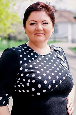 Ukraine bride  Elena 49 y.o. from Poltava, ID 80787