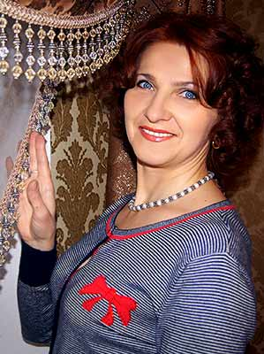 Ukraine bride  Tamara 47 y.o. from Lubny, ID 82835