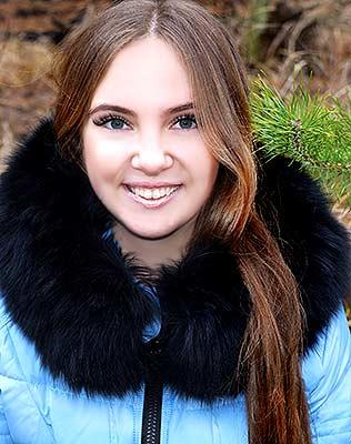 Ukraine bride  Anastasiya 21 y.o. from Poltava, ID 83048