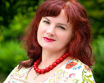 Ukraine bride  Lyudmila 46 y.o. from Poltava, ID 83321