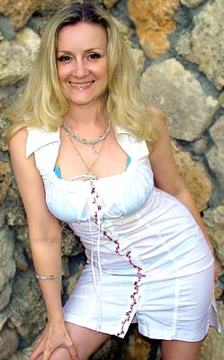 Russia bride  Ol'ga 45 y.o. from Sevastopol, ID 20856