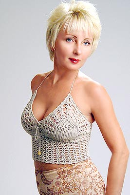 Ukraine bride  Elena 54 y.o. from Sevastopol, ID 35413