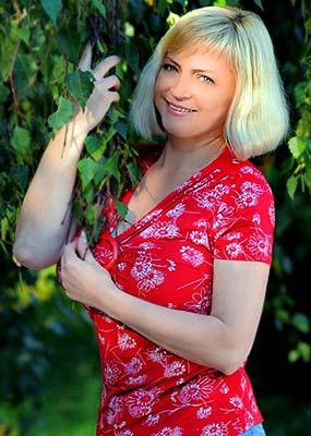 Ukraine bride  Ol'ga 44 y.o. from Sumy, ID 64429