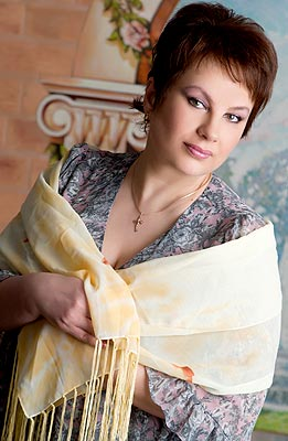 Ukraine bride  Elena 50 y.o. from Vinnitsa, ID 61594