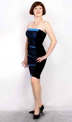 Ukraine bride  Alla 44 y.o. from Vinnitsa, ID 63441