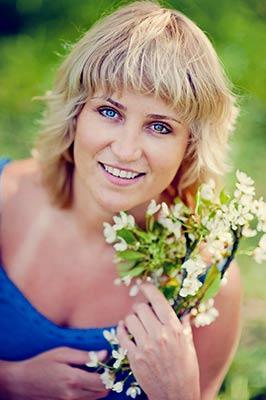 Ukraine bride  Lyudmila 38 y.o. from Vinnitsa, ID 76427