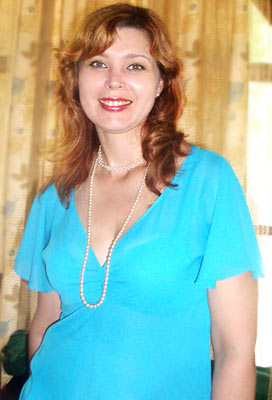 Ukraine bride  Oksana 47 y.o. from Vinnitsa, ID 13609