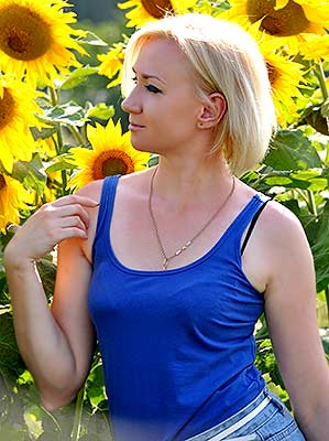 Ukraine bride  Tat'yana 27 y.o. from Vinnitsa, ID 76865