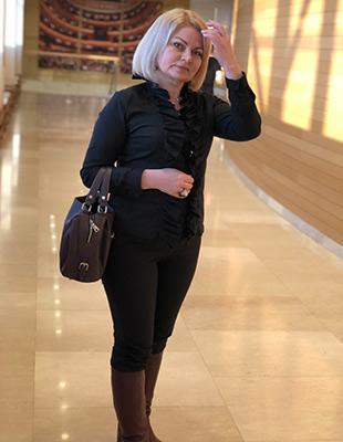 Russia bride  Svetlana 45 y.o. from Vladivostok, ID 80339