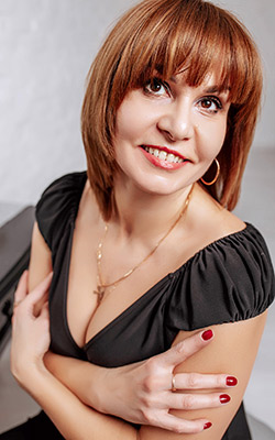 Ukraine bride  Larisa 43 y.o. from Zaporozhye, ID 77003