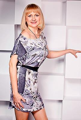 Ukraine bride  Lyudmila 52 y.o. from Zaporozhye, ID 78428