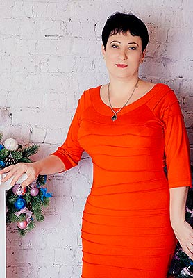 Ukraine bride  Anna 50 y.o. from Zaporozhye, ID 83472