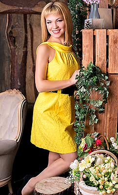 Ukraine bride  Tat'yana 39 y.o. from Zaporozhye, ID 85516