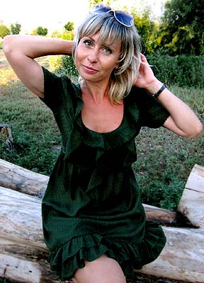 Ukraine bride  Elena 45 y.o. from Zaporozhye, ID 68954