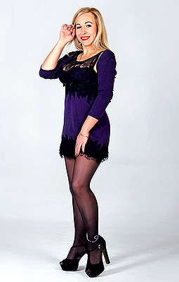 Ukraine bride  Oksana 37 y.o. from Zaporozhye, ID 85302