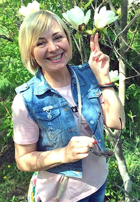 Ukraine bride  Irina 53 y.o. from Kiev, ID 86836