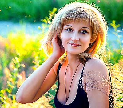 Ukraine bride  Elena 44 y.o. from Zaporozhye, ID 81407