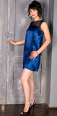 Ukraine bride  Elena 42 y.o. from Zaporozhye, ID 81655