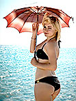 Single Ukraine women Valentina from Odessa