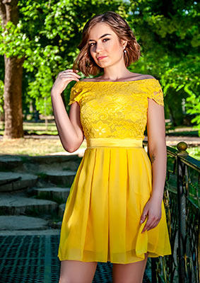 Ukraine bride  Ekaterina 26 y.o. from Dnipro, ID 90130