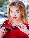 Single Ukraine women Lada from Skadovsk