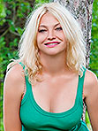 Russian bride Liliya from Kherson