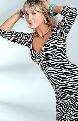 Ukraine bride  Zoya 48 y.o. from Kiev, ID 48710