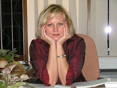 Ukraine bride  Elena 53 y.o. from Mariupol, ID 53644